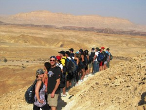 Career Israel 11 tours the Negev