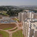 Hebrew University's Student Village